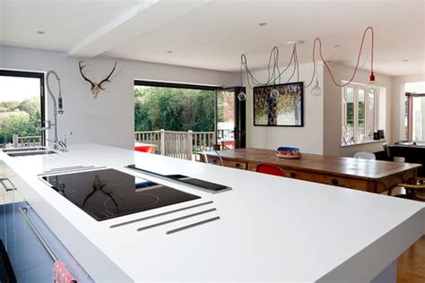 Modern Kitchen Cabinets Seattle Downdraft Vs Island Hood Ventilation Reviews Ratings