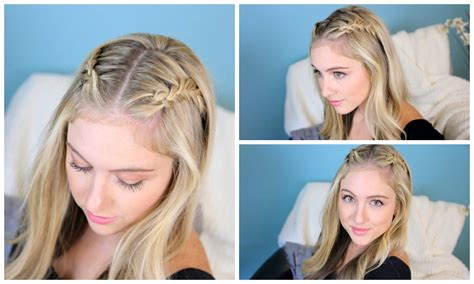 dutch braid back to school hairstyles double dutch lace braids back to school hairstyles youtube