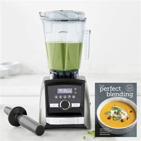 Blender Season Of Special by Vitamix A3500 Ascent Series Blender With Williams Sonoma