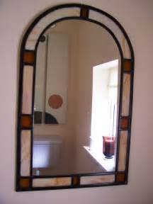 Etched Glass Mirrors Bathroom - crinken glass