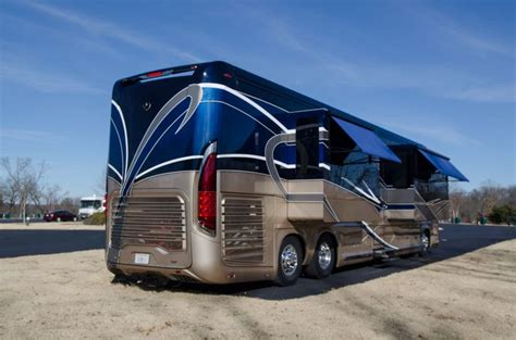 coach  newell coach extreme motor coaches luxury campers rv motorhomes luxury bus