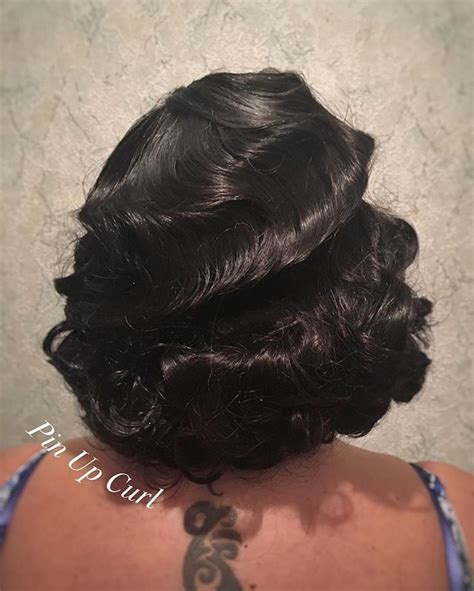 freeze hairstyles search results for freeze finger waves black hairstyle