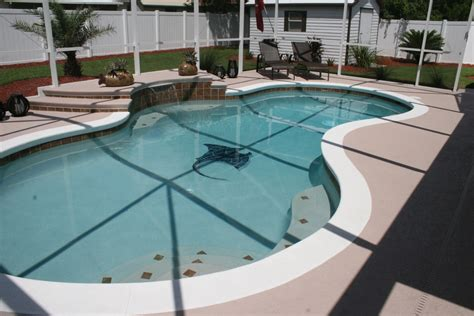 pool plans free free form pool with bench all aqua pools