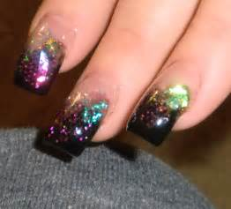 Acrylic nails acrylics chic french nail art design with clear acrylic