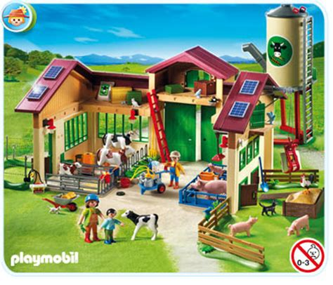 scheune playmobil jouets choo choo spend the day with us at the playmobil farm