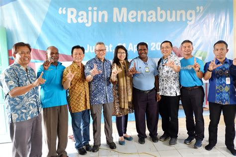 bca unicef unicef indonesia bca and unicef continue to partner for