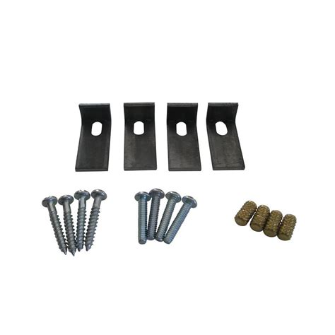 bathtub mounting clips american standard under counter lavatory mounting kit