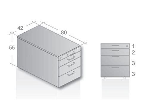 Bürotisch Mit Schubladen by Rollcontainer Ma 223 E Bestseller Shop F 252 R M 246 Bel Und