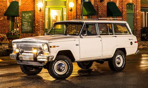 Jeep Wagonner Wait A Minute What Jeep Wagoneer Where Did That Come From