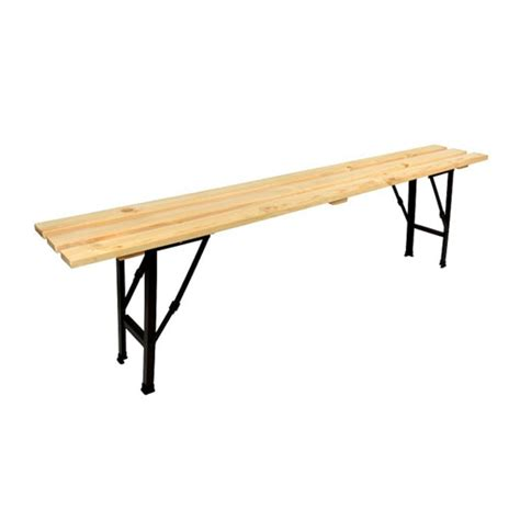 wooden folding benches folding bench site furniture equipment london uk