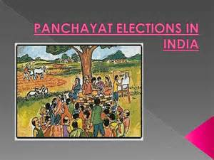 Flash Cards Means Panchayat Elections In India Ppt Authorstream