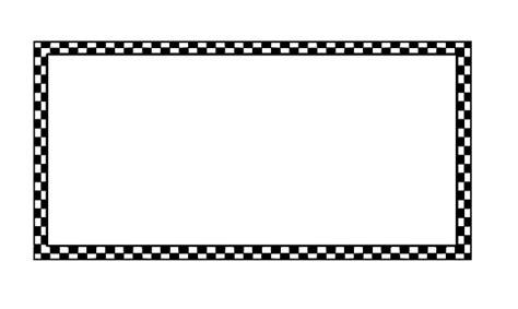 checkerboard business card border templates checkerboard picture cliparts co