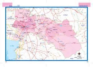 Bangkok City Map » Home Design 2017