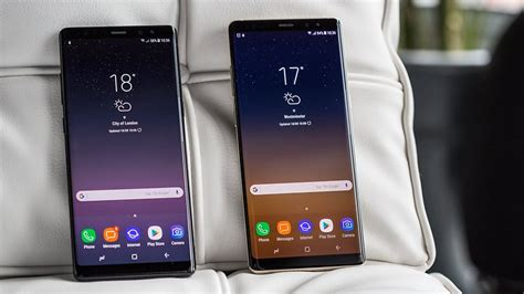 Samsung Note 8 Gold samsung galaxy note 8 review the phablet you ve always wanted hardware reviews androidpit