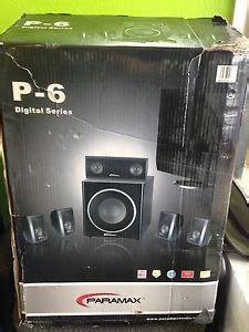 genesis media labs    digital series speakers subwoofer