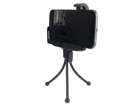 Tripod For Android mini tripod with universal grip mount for iphone android smartphones ebay