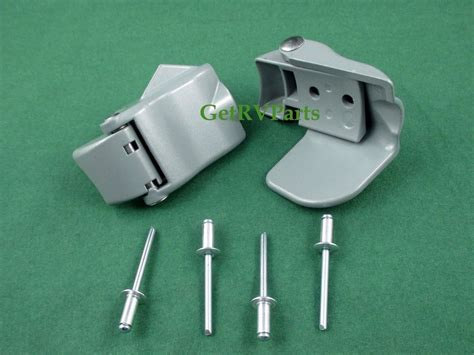 rv awning lock new a e dometic 930041 awning travel latch 2 pack