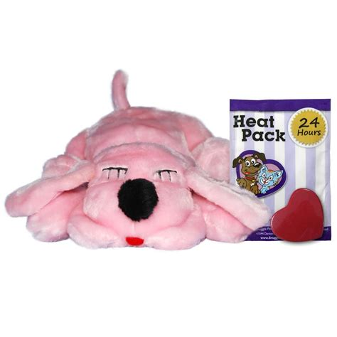 snuggle puppies snuggle puppy heat pad beat bed soothe soft all colors quality