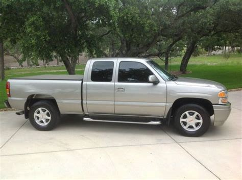 how cars engines work 2001 gmc sierra 1500 parental controls find used 2001 gmc c 3 ext cab 6 0 liter engine excellent condition in new braunfels texas
