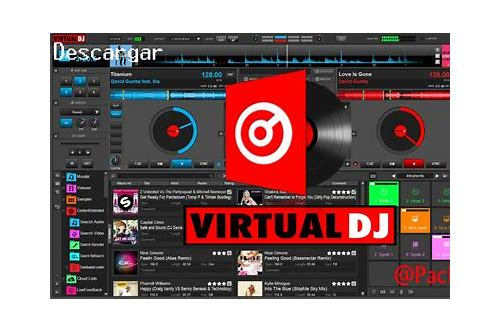 descargar virtual dj gratis 8.5