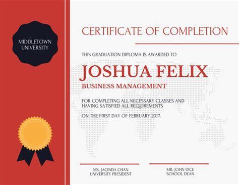 graphic design graduate certificate online customize 71 diploma certificate templates online canva