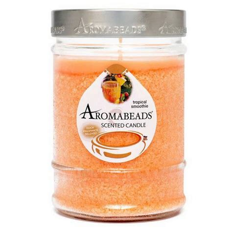 Where To Buy Tropical Smoothie Gift Card - buy aromabeads tropical smoothie scented canister candle at candlemart com for only 5 99