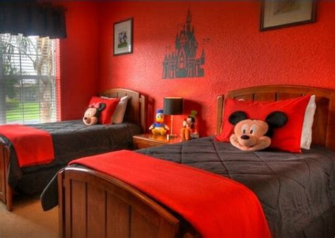 mickey mouse themed bedroom mickey mouse bedroom theme quot kid caves quot pinterest