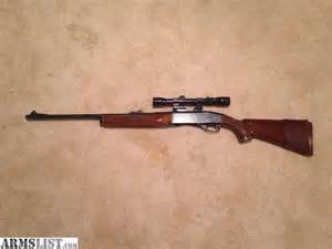 inherited it and have never shot it. It comes with a Redfield 2 7X