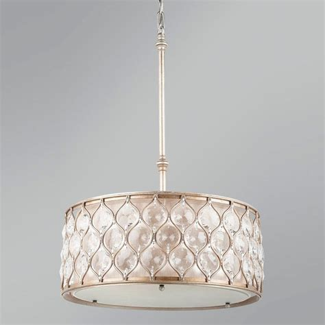 hourglass and drum pendant pendant lighting by