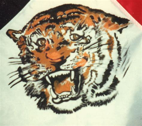 tiger awnings commercial art 171 carolearts
