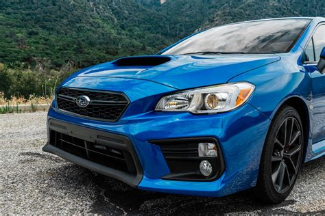 2018 subaru wrx engine 2018 subaru wrx first test review motor trend canada