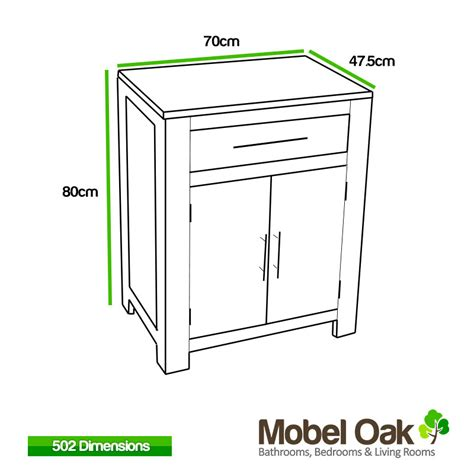 solid oak bathroom furniture uk free standing solid oak vanity unit solid oak bathroom