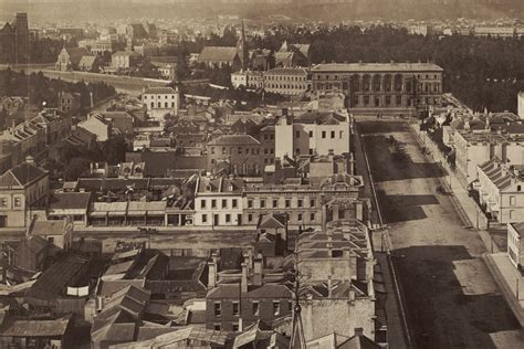 melbourne 1860s and 1870s treasury building