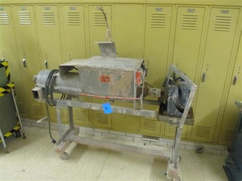 walker pug mill walker pug mill current price 160