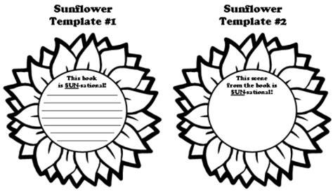 flower book report template writing templates for 2nd grade new calendar template site