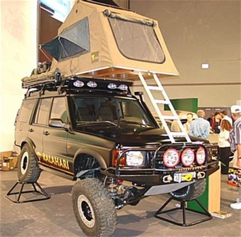 Roof Rack Tent by Roof Rack Tent