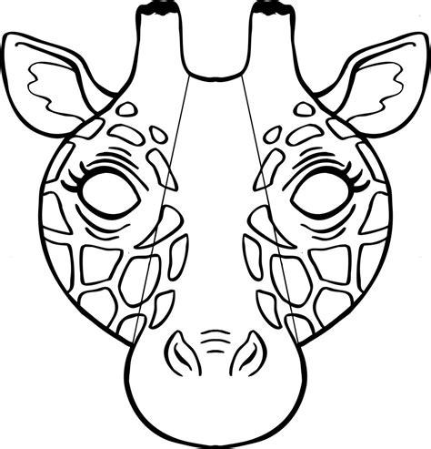 dibujos para imprimir y colorear jirafa para colorear jirafa dibujalia dibujos para colorear carnaval jirafa