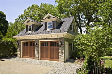 Stand Alone Garage Plans by Stand Alone In House Traditional Design Ideas