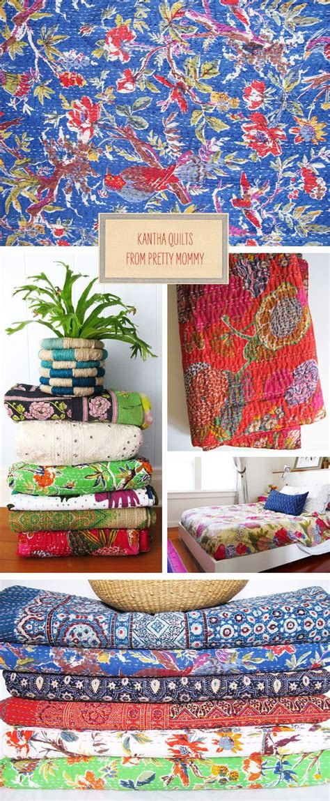 Kantha Quilt Tutorial by 25 Best Ideas About Kantha Quilt On Kantha