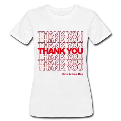 So Are You T Shirt thank you bag t shirt spreadshirt