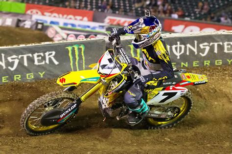 2014 ama motocross results 2014 ama supercross anaheim 2 results motorcycle com news