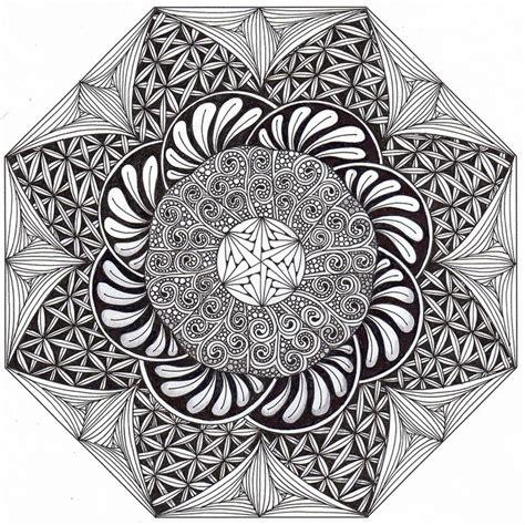 zentangle pattern circle circle zentangle zentangles pinterest