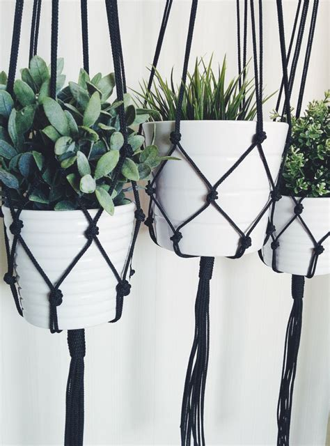 Outside Plant Hangers - 1000 ideas about hanging flower pots on