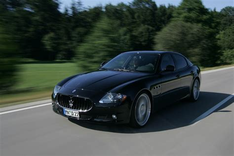 Maserati Quattroporte Msrp by 2010 Maserati Quattroporte News Reviews Msrp Ratings