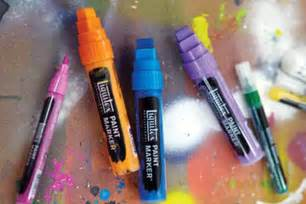 Liquitex Professional Acrylic Paint Markers 2 Mm liquitex water based professional acrylic paint markers 15mm bijan s studio
