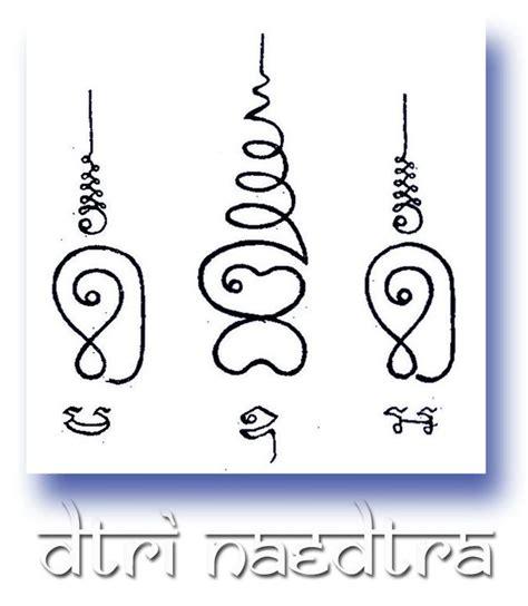 tattoo thailand alphabet yant tri naedtra three eyes yantra design from my ebook