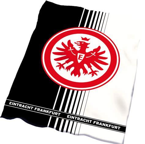 Home Deco Fleecedecke by Eintracht Frankfurt Fleecedecke 220 Bergang 150x200cm