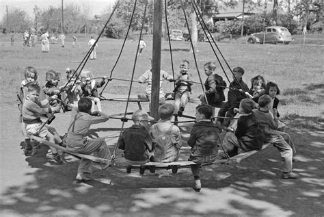 swing origin history in photos russell lee kids