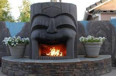 Tiki Pit hawaiian outdoor decor archives the hawaiian home