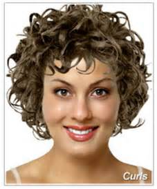 haircut with perm short permed hairstyles